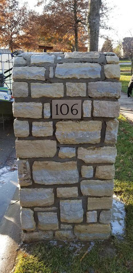 cleaned address marker